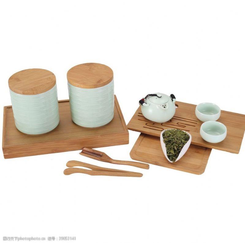 茶具泡茶叶普洱铁观音图片