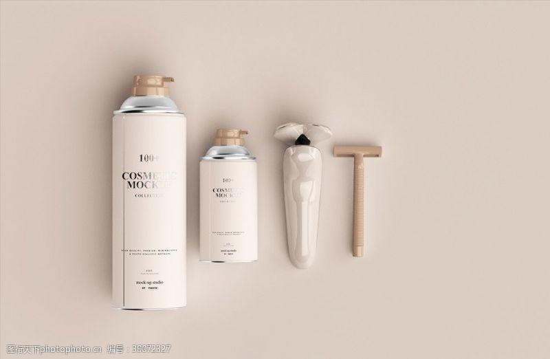 产品样机 化妆品样机图片