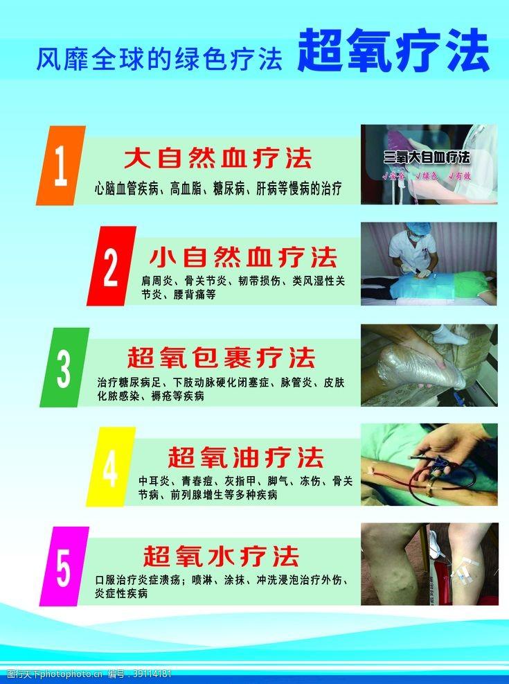 静脉曲张 超氧疗法图片