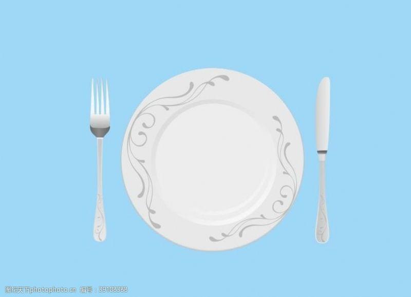 刀子叉子餐具西餐餐具图片