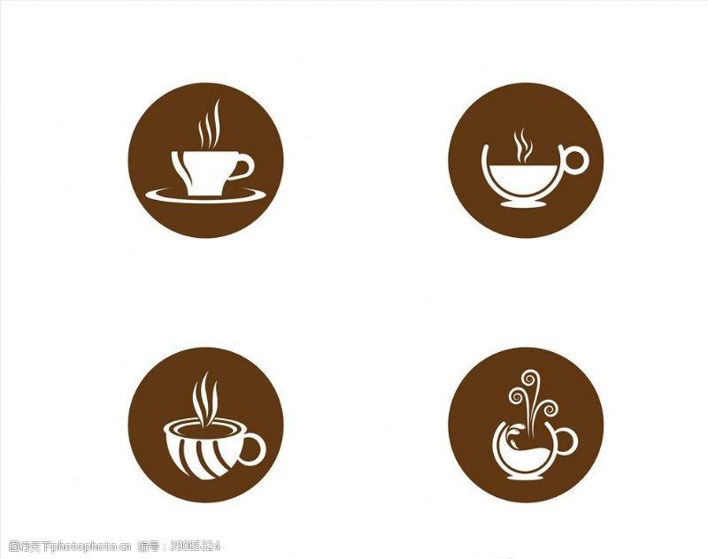 咖啡杯 咖啡图标图片