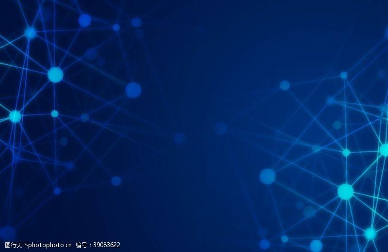 智能背景 科技背景图片