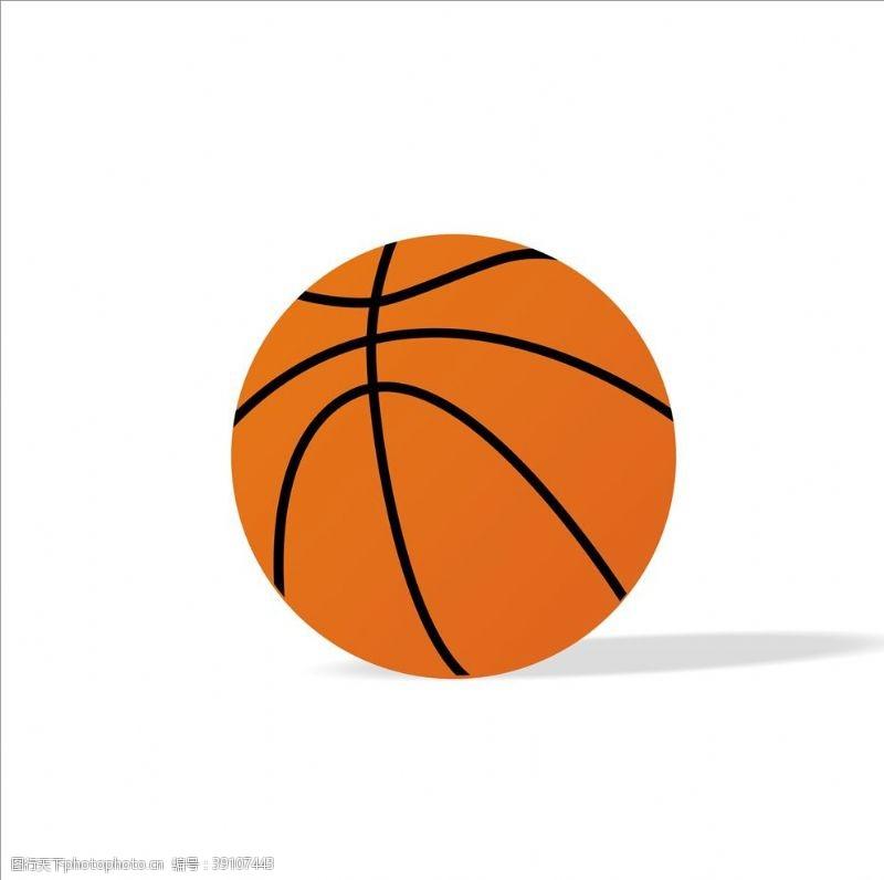 体育运动 篮球矢量素材cdr图片