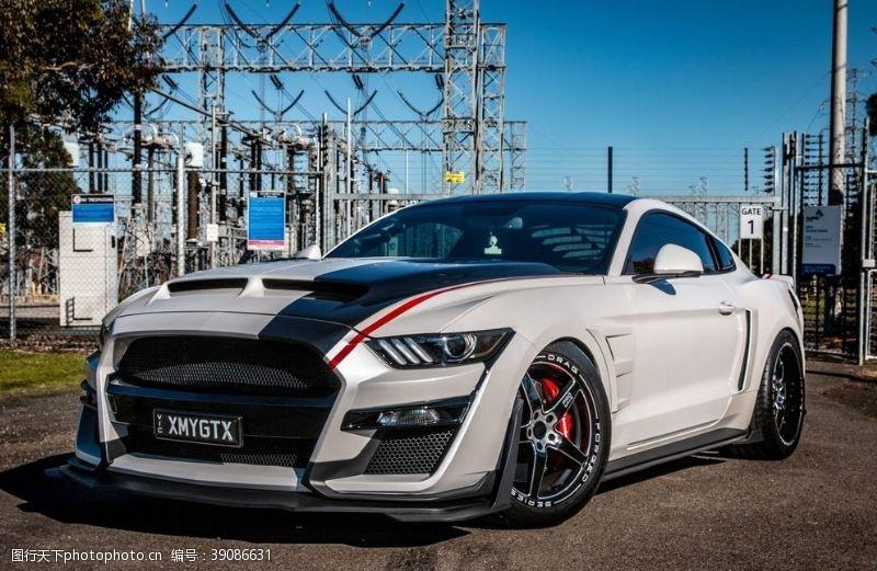 福特野马 汽车图片