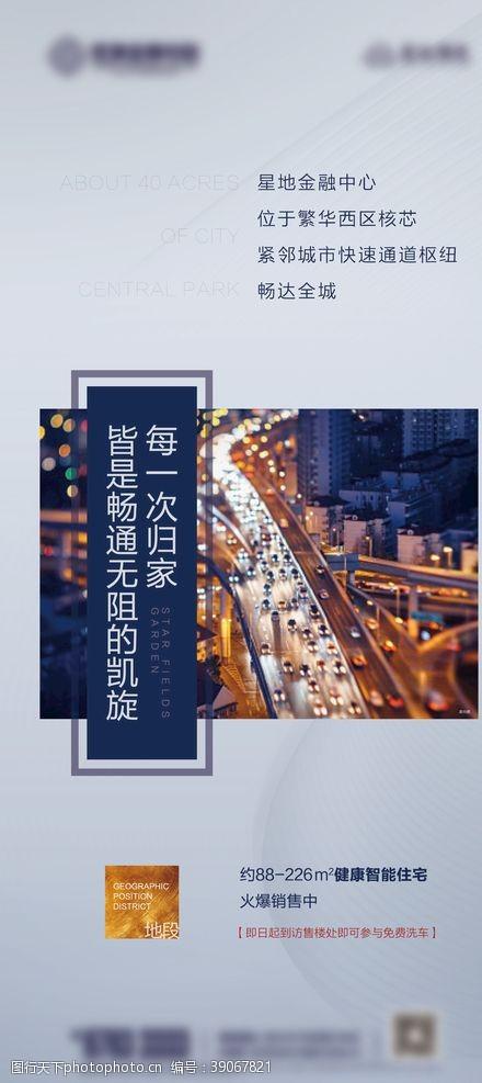 城市交通 刷屏微信图片