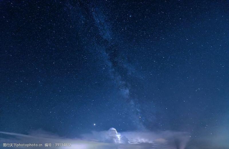 高清 星空背景图片