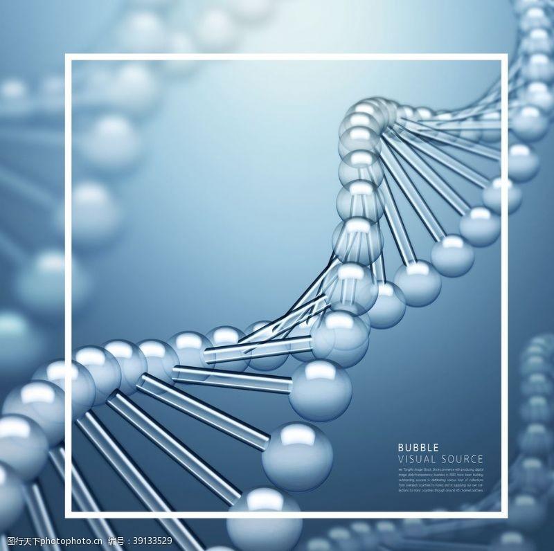 科技展板 医学产品背景图片