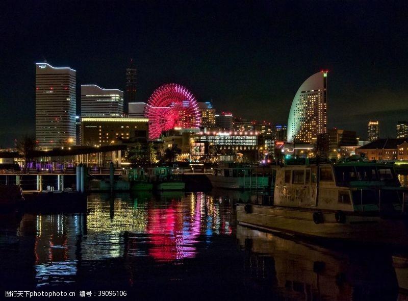 日本印象 横滨图片