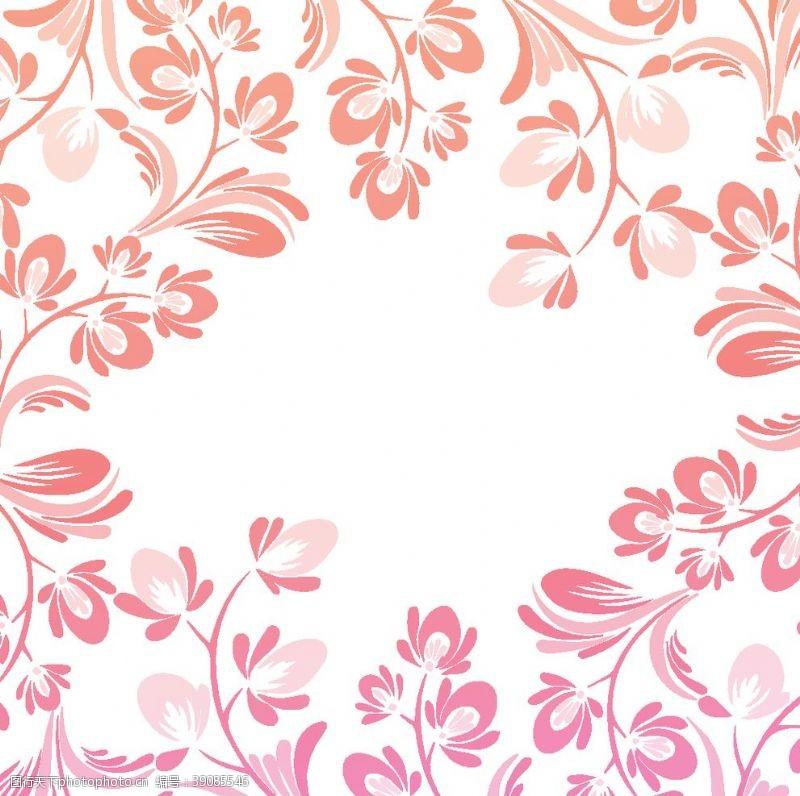 花边矢量素材 花边底纹图片