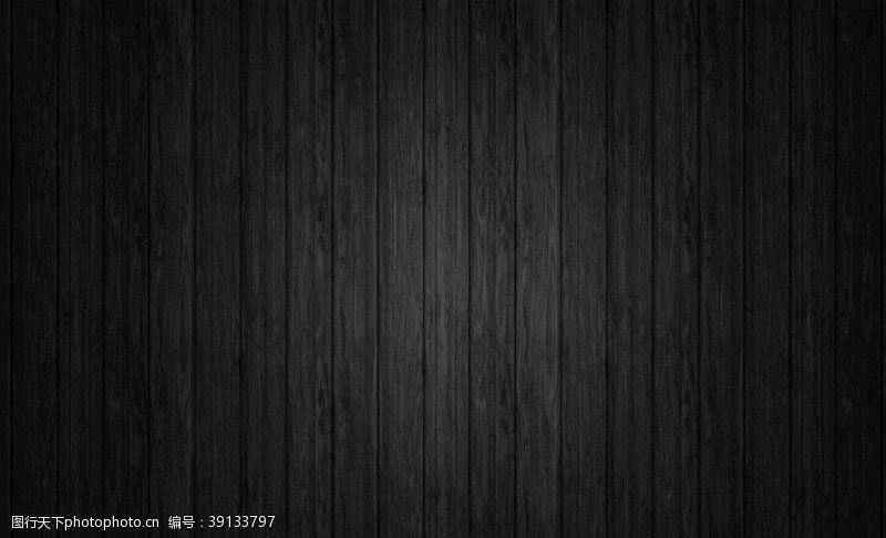 贴图 黑色木板背景图片