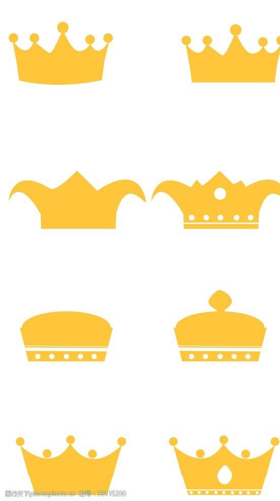 平面 卡通皇冠图片