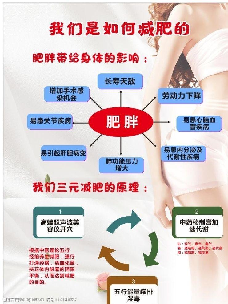 减肥模特 如何减肥图片