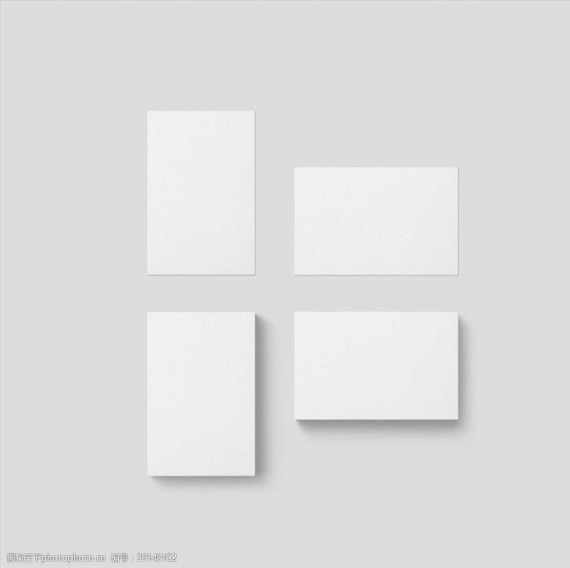应用场景 VI设计提案素材图片