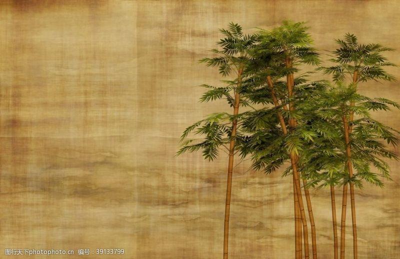 竹子的图案 竹子背景图片