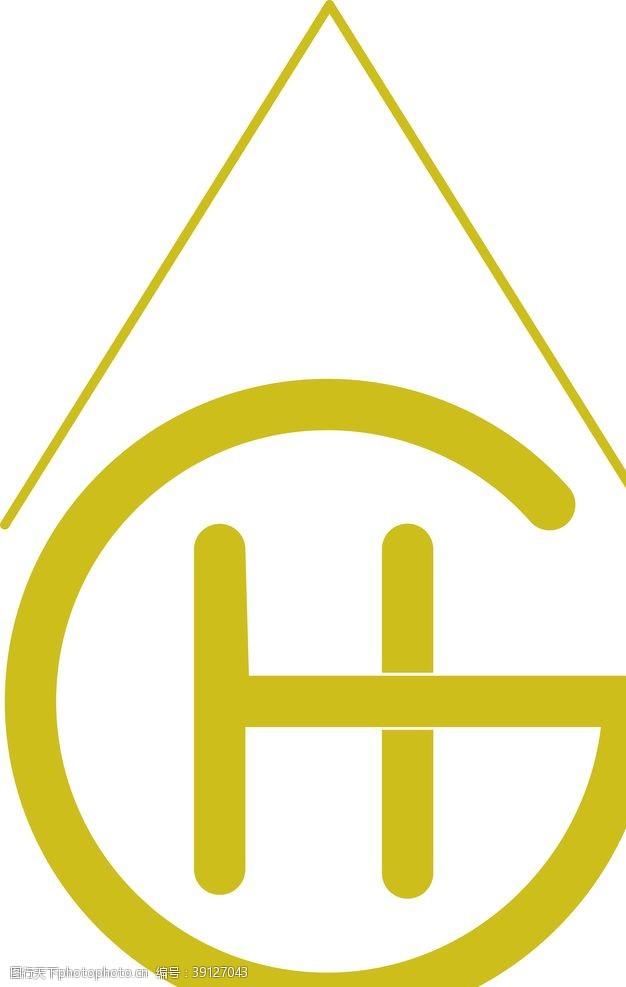 天平 HGGHlogo设计图片