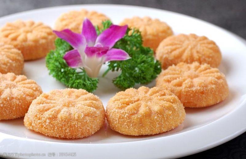 高清 南瓜饼图片