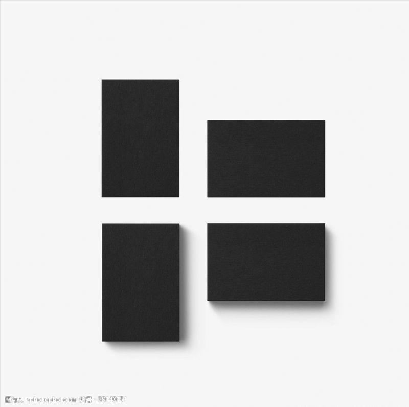 场景展示 VI设计提案素材图片