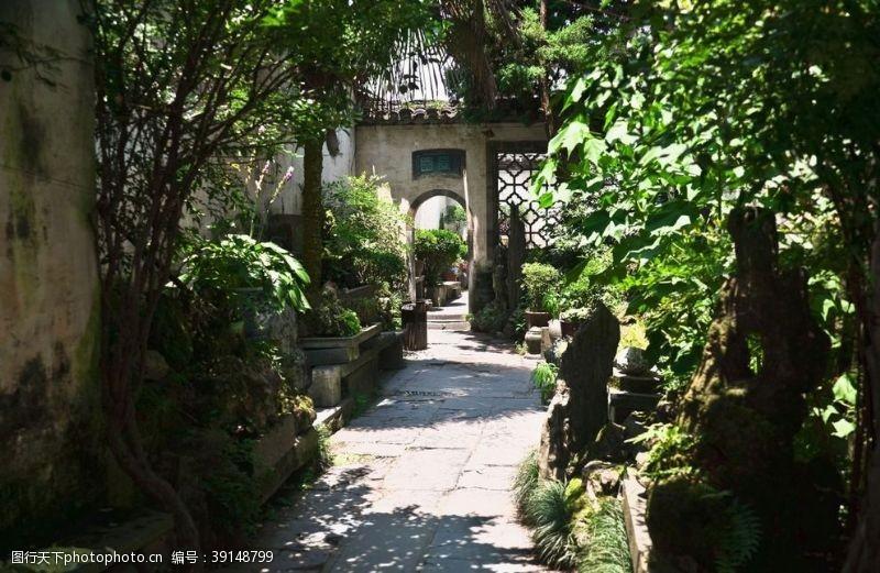 苏式 园林图片