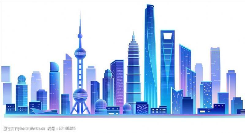 智慧城市 城市图片