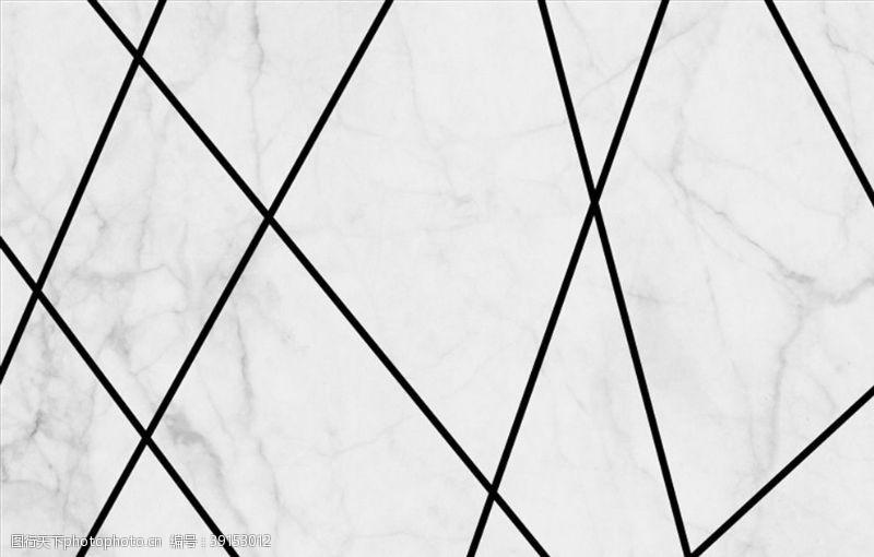 几何线条 几何线条大理石纹背景墙图片
