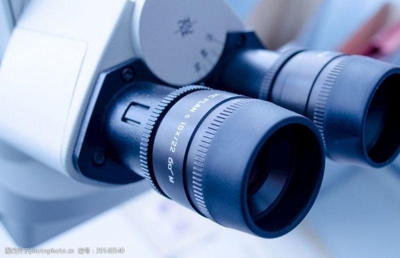 现代科技 显微镜图片